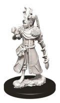 D&D Nolzur's Marvelous Minis - Female Human Druid 1