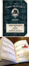 TERRY PARTCHETT DIARY, THE