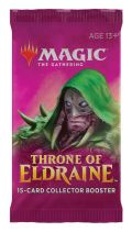 MTG - THRONE OF ELDRAINE Collector Booster Pack