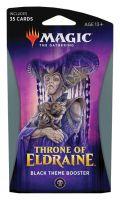 MTG - Throne of Eldraine - BLACK Theme Booster Pack