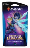 MTG - Throne of Eldraine - BLUE Theme Booster Pack