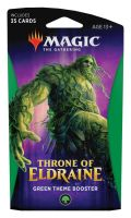 MTG - Throne of Eldraine - GREEN Theme Booster Pack