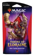 MTG - Throne of Eldraine - RED Theme Booster Pack