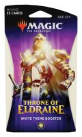 MTG - Throne of Eldraine - WHITE Theme Booster Pack