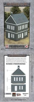 15mm WW2 Scenery - European House - Dresden (2019)