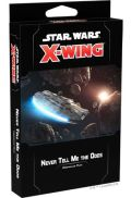 Star Wars - X-Wing Miniatures Game 2nd Ed. - NEVER TELL ME THE ODDS Obstacles Pack