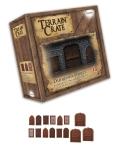 28mm Scenery - Terrain Crate - DUNGEON DOORS (15)