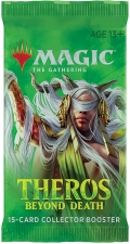 MTG - THEROS BEYOND DEATH Collector Booster Pack