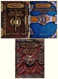 D&D 3rd Ed. - PLAYER'S HANDBOOK + DUNGEON MASTER'S GUIDE + MONSTER MANUAL 3rd Ed.