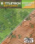 Battletech - MAP PACK: GRASSLANDS/DESERT (Neoprene)