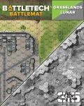 Battletech - MAP PACK: GRASSLANDS/LUNAR (Neoprene)