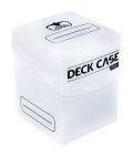 KÁRTYATARTÓ DOBOZ / DECK BOX - Ultimate Guard - DECK CASE 100+ Transparent