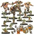Blood Bowl - FIRE MOUNTAIN GUT BUSTERS Ogre Team