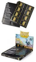 16-POCKET DRAGON SHIELD PAGES 11-Hole Side-Loading Display (50) [16 zsebes kártyaberakó]
