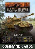 Flames of War - German Waffen-SS Command Cards (47)