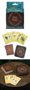 Francia kártya / Playing Cards - LORD OF THE RINGS, THE