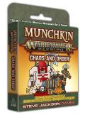Munchkin Warhammer Age of Sigmar - CHAOS AND ORDER Expansion