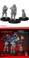 Cyberpunk RED - Lawmen B - Enforcers (3)