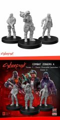 Cyberpunk RED - Combat Zoners A - Heavies (3)