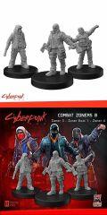 Cyberpunk RED - Combat Zoners B - Punks (3)