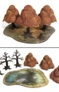 28mm Scenery - AUTUMN FOREST