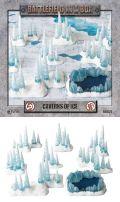 28mm Scenery - Caverns of Ice