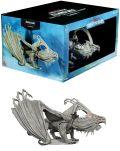 D&D Miniatures - Icons of the Realms - GARGANTUAN WHITE DRAGON: ARVEIATURACE Premium Figure