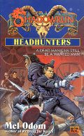 Shadowrun - HEADHUNTERS