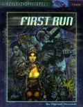 Shadowrun Adventures - FIRST RUN (3 novice Advs)