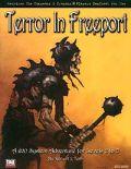 D20 Adventures - TERROR IN FREEPORT Adv 2-5 (used)