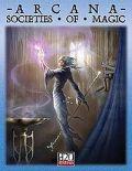 D20 Supplements - SOCIETIES OF MAGIC Arcana SB