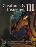 Rolemaster - CREATURES AND TREASURES 3