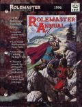 Rolemaster - ROLEMASTER ANNUAL 96