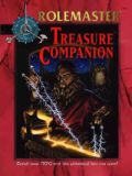 Rolemaster - TREASURE COMPANION