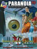 Paranoia XP - GM'S SCREEN & Mandatory Fun Enforcement Pack