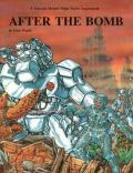 Palladium Universe - Heroes Unlimited - AFTER THE BOMB GAME SHIELD