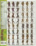 Deadlands - Weird West - CARDSTOCK COWBOYS WW1. ST PACK
