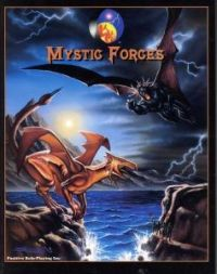 MYSTIC FORCES RPG
