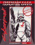 Cyberpunk - CYBERSHEETS (CHARACTER RECORD SHEETS)