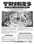 TRIBES (formerly: DARWINOPOLY) RPG