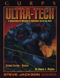 GURPS - ULTRA-TECH 2nd Ed. (used)