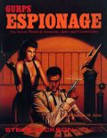 GURPS - ESPIONAGE
