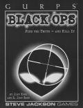 GURPS - BLACK OPS