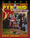 GURPS - BEST OF PYRAMID 2