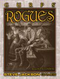 GURPS - ROGUES