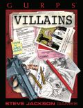 GURPS - VILLAINS