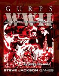 GURPS - WWII Hardcover
