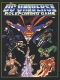 DC UNIVERSE RPG BOXED SET