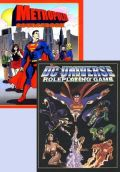 DC UNIVERSE RPG + METROPOLIS SOURCEBOOK