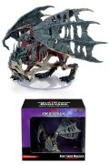 D&D Miniatures - Icons of the Realms - Boneyard - ADULT GREEN DRACOLICH  Premium Set